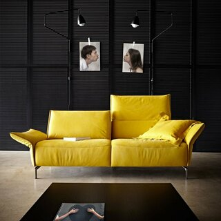 Vanda Koinor Sofa in Leder