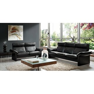 erpo Lucca extra hoch 263 Sofa in Leder